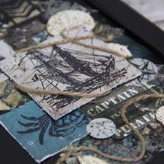 Lena-Art Cardmaking, Coasters, Scrapbooking, Tutorials, Art, Art Background, Coaster, Kunst, Performing Arts