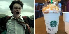 Here Are All the Harry Potter Drinks You Can Order from the Starbucks Secret Menu