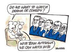 #TeamStraya #auspol