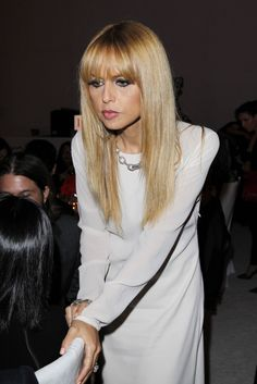 Rachel Zoe in Calvin Klein Collection and David Yurman at Elle's Women in Hollywood Party