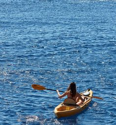 Explore the Islands up close with a Kayak from Sunset Oia Sailing Cruises