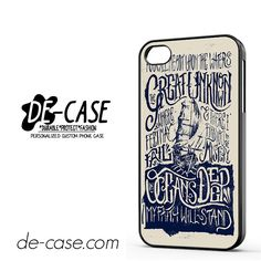 Hillsong United DEAL-5277 Apple Phonecase Cover For Iphone 4 / Iphone 4S