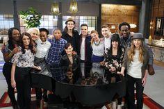 The Voice - Season 8 team pharrell