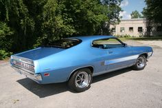 1970 Ford Torino Cobra Maintenance of old vehicles: the material for new cogs/casters/gears/pads could be cast polyamide which I (Cast polyamide) can produce Ford Torino, Grand Torino, Good Looking Cars, Ford Lincoln Mercury, Mustang Cars, 1973 Mustang, Us Cars, Car Ford, Ford Motor Company