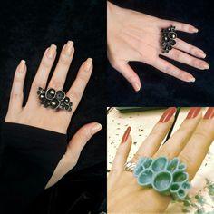 Ring...bronz...mum...kalıp
