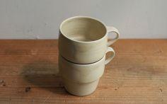 [Envelope online shop] 1+0 Stacking mug/Kan Ito's product series KOHORO Tableware