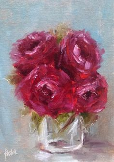 """A little posy in a jar daily paintings by Heidi Shedlock Daily Painters, Paintings I Love, Pastel Art, Art Techniques, Painting Inspiration, Flower Art, Art Gallery, Arts And Crafts, Bloom"
