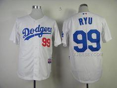 http://www.xjersey.com/dodgers-99-ryu-white-jerseys.html DODGERS 99 RYU WHITE JERSEYS Only 32.17€ , Free Shipping!