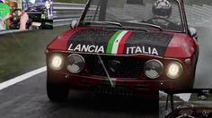 [32] XboxOne Forza 6 Racing Wheel Nürburgring  1689 Lancia Fulvia Coupe ...