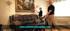 Leading the race for providing best cleaning services and been branded with a 5-star tag in American cities, NY housekeeping is continuously striving to move towards excellence and brilliance.