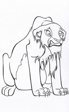 161 meilleures images du tableau coloriage roi lion