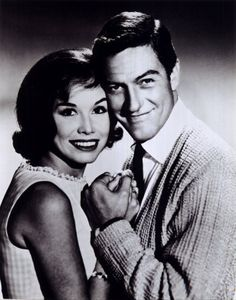 Mary Tyler Moore and Dick Van Dyke in The Dick Van Dyke Show