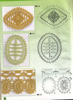 Freeform, Irish crochet - Tatiana Alexeeva - Picasa Web Album