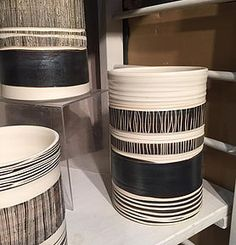 Dotti Potts Pottery Studio | AFRICA MODERN COLLECTION