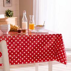 Protège la table et se nettoie d'un coup d'éponge.