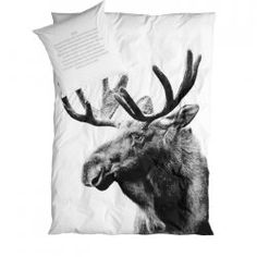 Duvet Cover Moose
