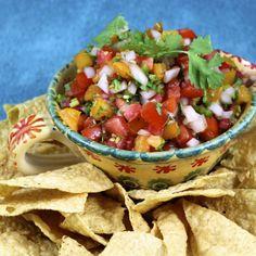 The Café Sucré Farine: Dulce's Mexican Sauce (aka Salsa)