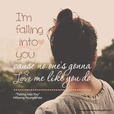 """Falling Into You"" by Hillsong Young&Free 