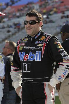 "RACE ADVANCE: Tony Stewart | Brickyard 400 at Indianapolis Motor Speedway | ""'Brick'-a-Brac""  http://www.stewarthaasracing.com/media/index.php?article=1225"