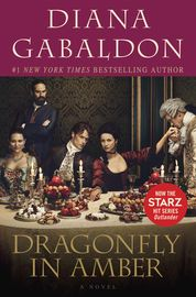 Dragonfly in Amber | http://paperloveanddreams.com/book/419278670/dragonfly-in-amber | BONUS: This edition contains an excerpt from Diana Gabaldon's Voyager. From the author of Outlander... a magnificent epic that once again sweeps us back  in time to the drama and passion of 18th-century Scotland... For twenty years Claire  Randall has kept her secrets.  But now she is returning with her grown daughter to  Scotland's majestic mist-shrouded hills.  Here Claire plans to reveal a truth as…