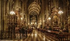 St. Stephans Cathedral, Vienna