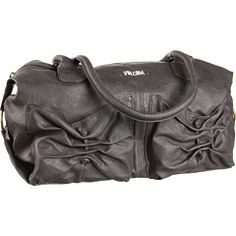 Volcom - Pure Fun Handbag in Grey Vintage. Love this but wish it didn't have the logo there.