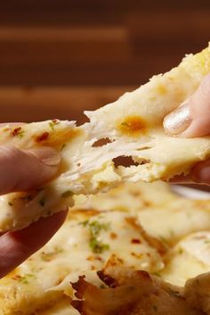 Cheesy Cauli Bread