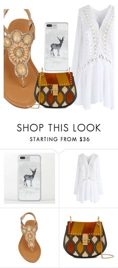 """""""Boho"""" by fashionista-763 on Polyvore featuring мода, Chicwish и Chloé"""