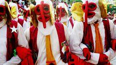 Marimondas @Barranquilla y listos para el #Carnaval @Al_Hotel