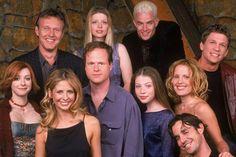 Buffy reune a su elenco para su 20 aniversario