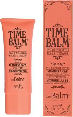 timeBalm® Primer -- Face Primer – theBalm