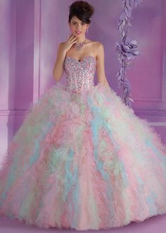 Baby girls dream 15 dress