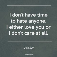 Love for Allah sake