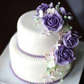 torte lila rosen - Google-Suche