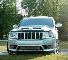 2007 Jeep Grand Cherokee for sale Srt8 Jeep, 2007 Jeep Grand Cherokee, Jeep Wrangler Lifted, Jeep Grand Cherokee Laredo, Lifted Jeeps, Jeep Wranglers, Jeep Wk, Dodge Challenger Srt, Jeep Accessories