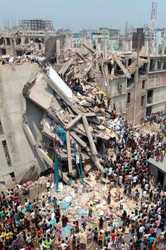 The factory collapse in Bangladesh has now claimed upward of 700 lives, making it the worst industrial disaster in Bangladesh and the most deadly one in the history of the garment industry. New York Times, Engineering Disasters, Search And Rescue, Questions, Manga, Fast Fashion, Slow Fashion, Plaza, In A Heartbeat