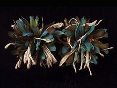 Art of the Americas - Armbands, Kayapo, Brazil