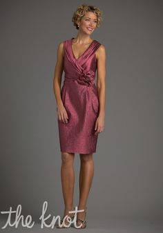 Siri Mother of the Bride Dresses - this would look beautiful on my mommy