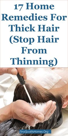 Hair loss is a major problem that affects both genders. Hair is regarded as a beauty asset. As such, loss of hair or hair thinning should be controlled as soon as we notice it. Factors that could cause hair thinning include;