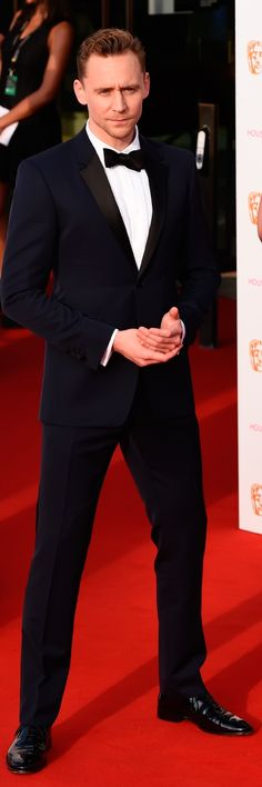 Tom Hiddleston attends the House Of Fraser British Academy Television Awards 2016 at the Royal Festival Hall on May 8, 2016 in London, England. Full size image: http://tomhiddleston.us/gallery/albums/2016/events/baftaarrivals/048.jpg Source: http://tomhiddleston.us/gallery/thumbnails.php?album=730