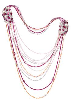 Chow Tai Fook - Zephyr set - necklace
