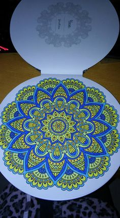Mandala's Daniëlla: Mandala uit het boek: 100 creaties mandala