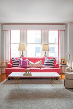 Customize curtains with ribbon trim. Update a plain set of curtains with colorful ribbon trim. Use a hot-glue gun or permanent fabric glue to attach the ribbon, being sure to smooth out lumps before the glue dries.