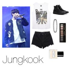 """""""Amusement park with Jungkook"""" by laylarawlings on Polyvore featuring Wet Seal, T By Alexander Wang, Converse, Forever 21, Marc Jacobs, women's clothing, women, female, woman and misses"""