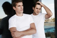 Luka Sulic & Stjepan Hauser - 2CELLOS gosh, so handsome