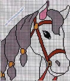 i love cavalo para bordar - Pesquisa Google