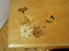 Cosmos inlay for a dressing cabinet I Made with Rengeso  Japanese bespoke cabinet makers