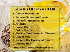 I <3 Flaxseed oil! I've been taking 1 tspn of flaxseed oil a day for about 2 years and people compliment my hair all of the time and I swear it's super long and healthy because of flaxseed (and veggies!). I prefer this over fish oil, which does not agree with me and tastes like shit. Flax is much more pleasant. :)