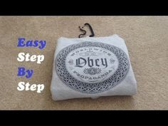 How To Fold Your Hoodie: Easy Step by Step Tutorial - YouTube