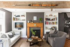 Elements of Style Blog | A Rustic Modern Cape House | http://www.elementsofstyleblog.com